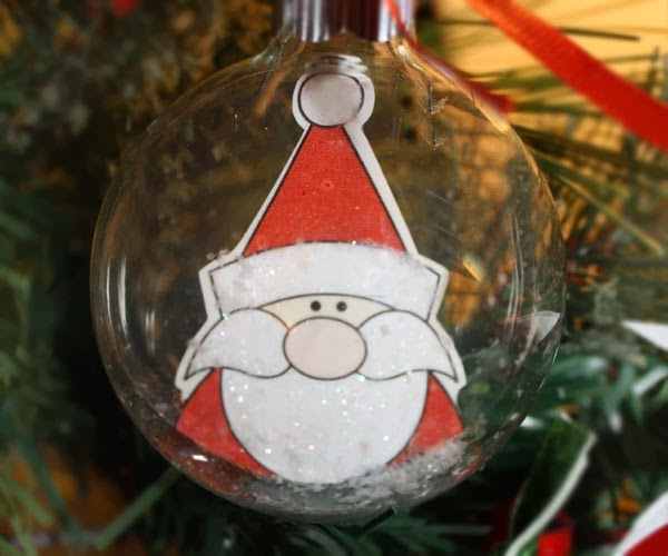 Tanya s creative space christmas floating ornament