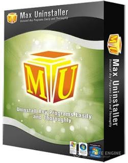 Download Max Uninstaller Terbaru Full Version Final Gratis, Full Crack, Full Serial Number, Full License Key, Full Keygen Free