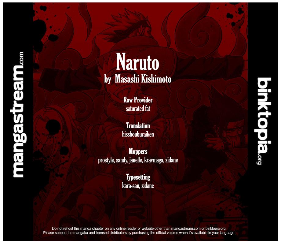 Naruto chap 530 Trang 21 - Mangak.info