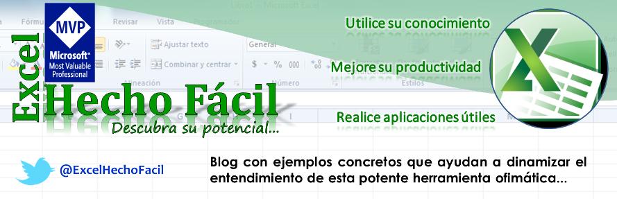 Excel Hecho Fácil