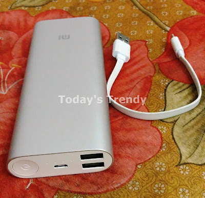 Xiaomi 16,000 mAh power bank, aka the Mi Brick