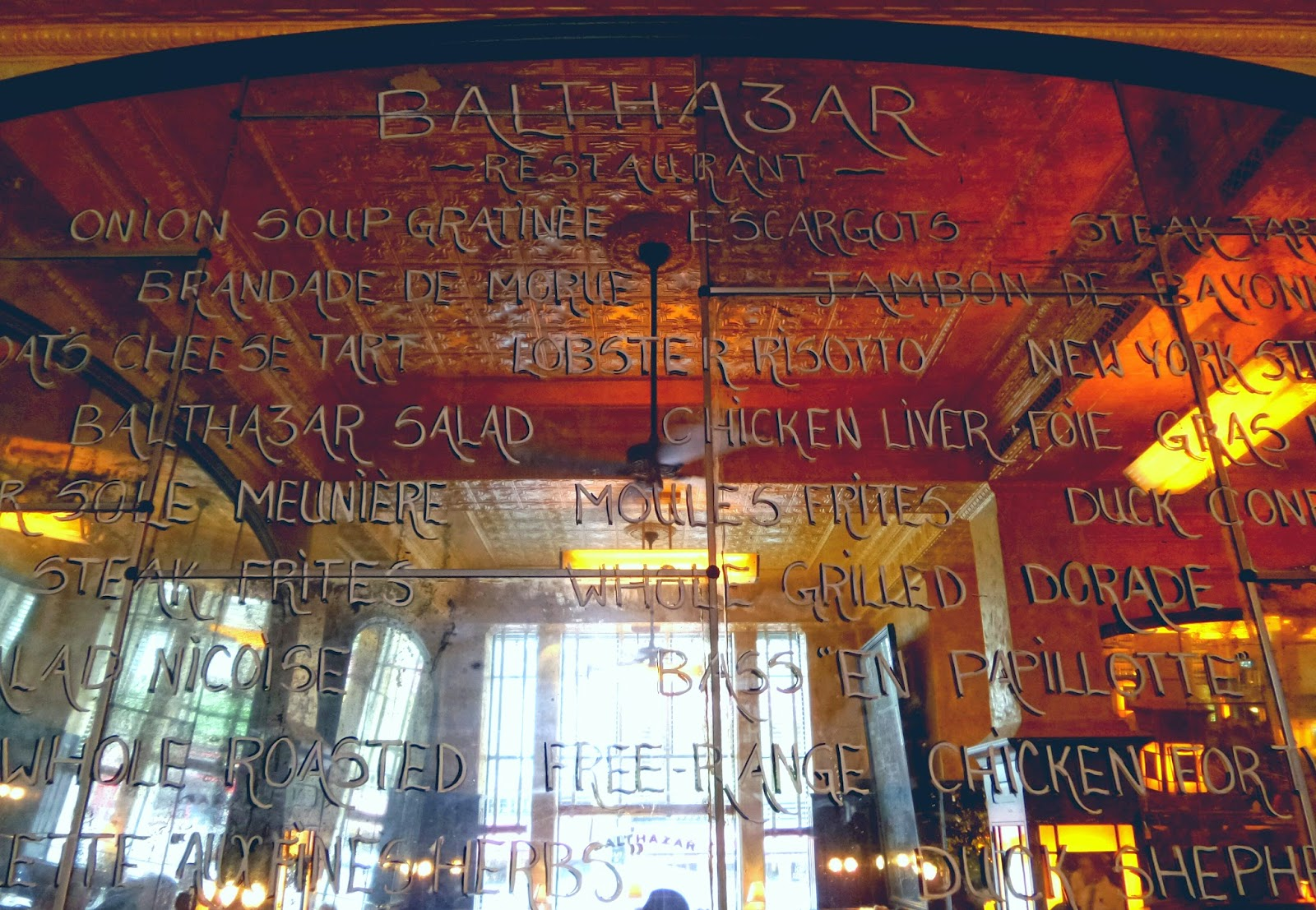 Balthazar London - Brunch