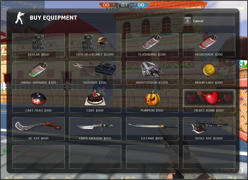 Download Game Counter Strike Extreme V7 Full Version Offline PC