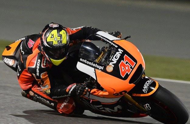 Lorenzo dan  Rossi Bakalan Start di baris ke 9 dan 12 MotoGP Belanda