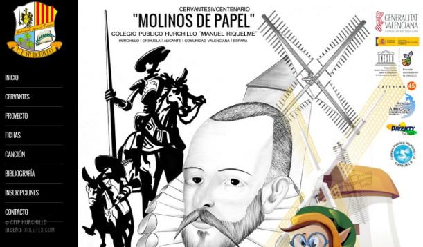 Me mola Cervantes