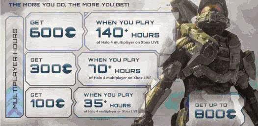 Halo 4 online