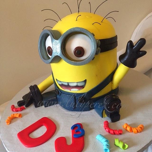 Creative Despicable Me Minion Birthday Cake Ideas Crafty Morning