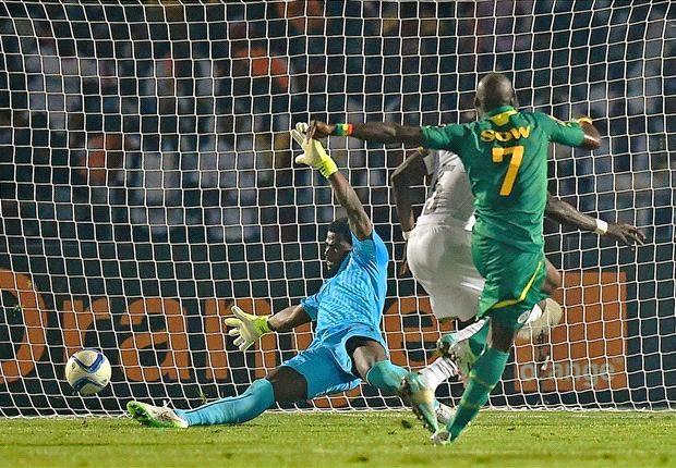 Piala Afrika : Ghana 1-2 Senegal