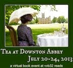 TEA at Downton Abbey, July 20-24