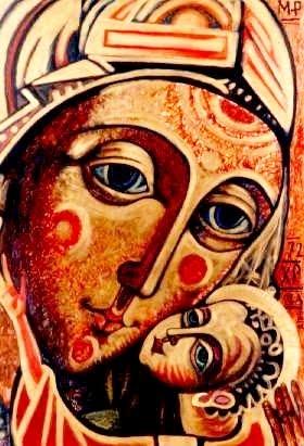 Virgem e Criança II