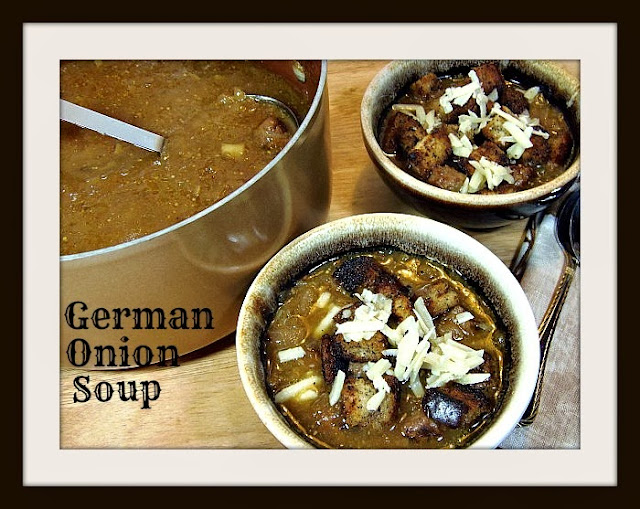 German Onion Soup Recipe