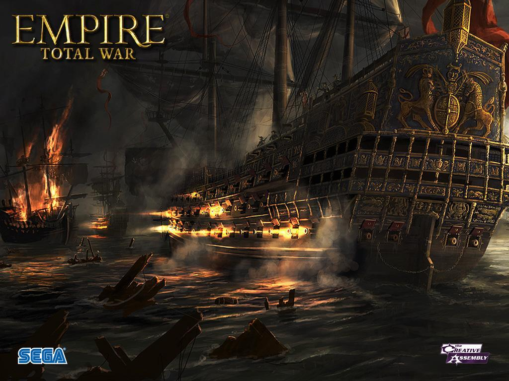 Total War HD & Widescreen Wallpaper 0.408853698881878