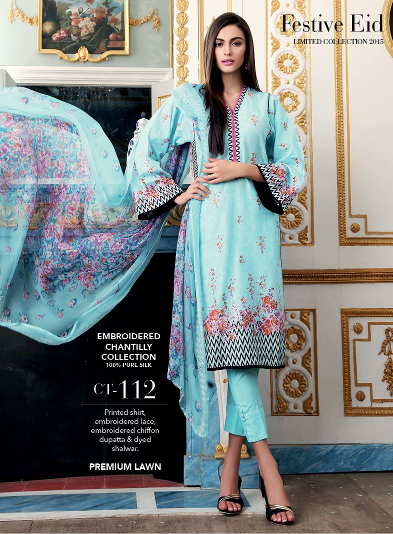 8 beautiful dresses for Pakistani girls for Eid