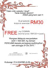 Free .my domain