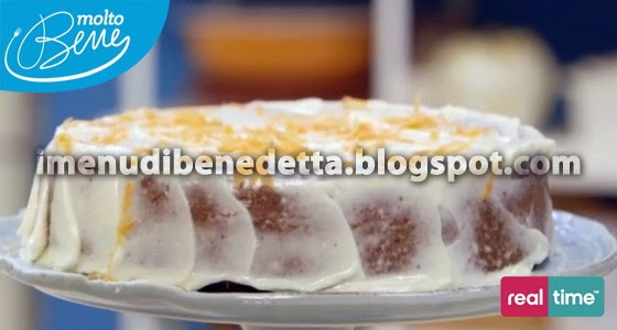 Carrot Cake di Benedetta Parodi