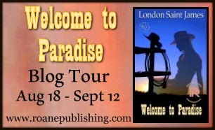 Welcome to Paradise Blog Tour