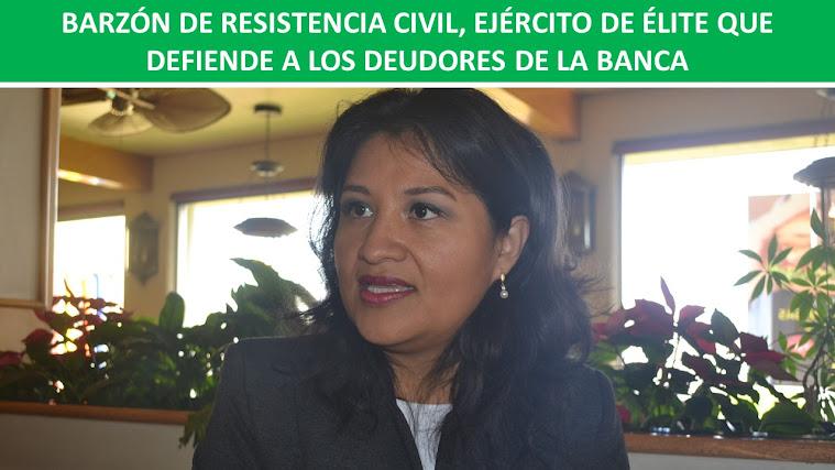 BARZÓN DE RESISTENCIA CIVIL...AL SERVICIO DE LOS VERACRUZANOS