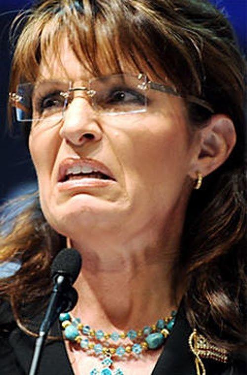 obama fake Michelle sarah palin