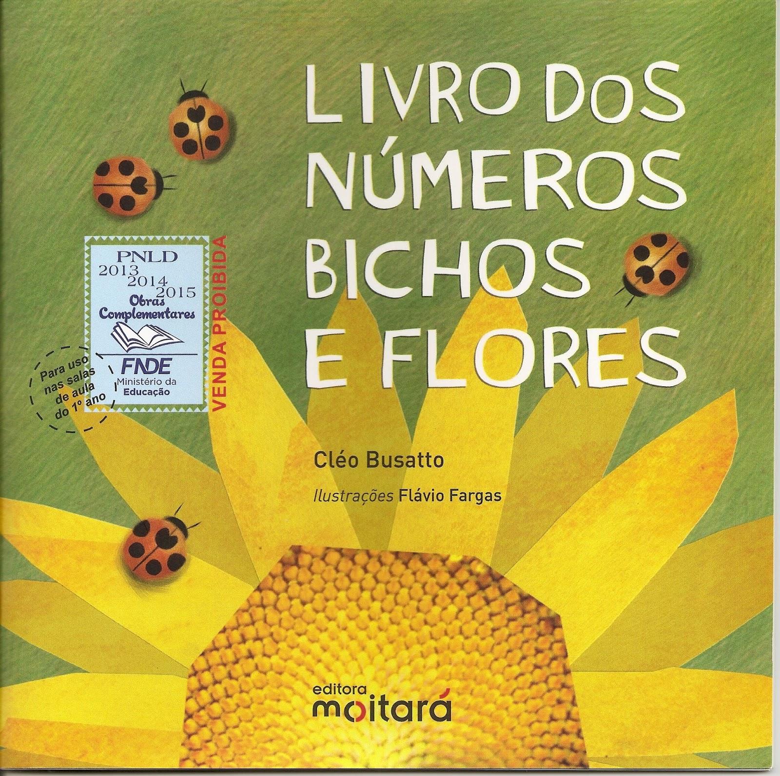 Plano de Aula Livro dos Números Bichos e Flores