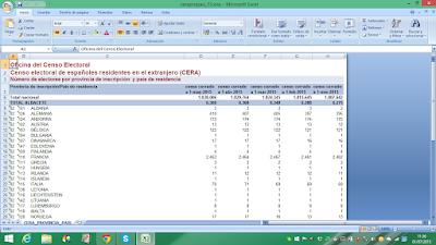 El andaluz desubicado for Oficina del censo electoral