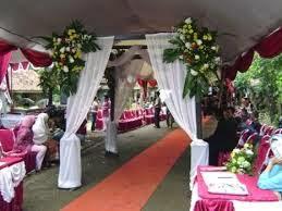 dekorasi kartini: dekorasi pengantin di rumah