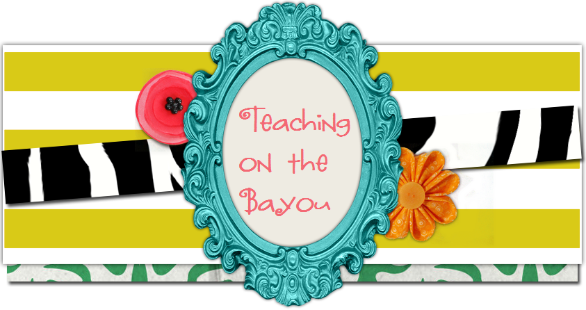 Teaching on the Bayou