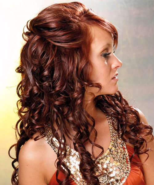 LONG PROM HAIRSTYLES: LONG PROM HAIRSTYLES CHANGE THE LOOK