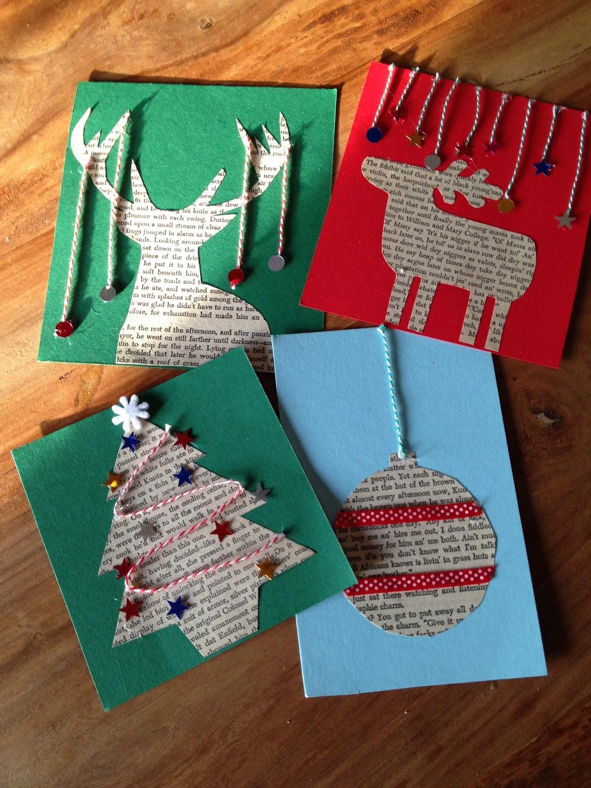 lingo postales de navidad y desafo love craft vi