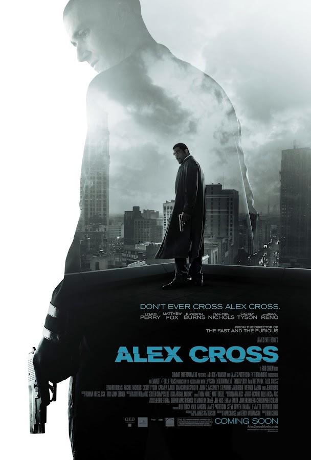 ตัวอย่างหนังใหม่ : Alex Cross (นรกพันธุ์แท้) ซับไทย