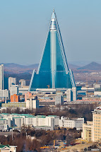 Tallest Building in Pyongyang North Korea