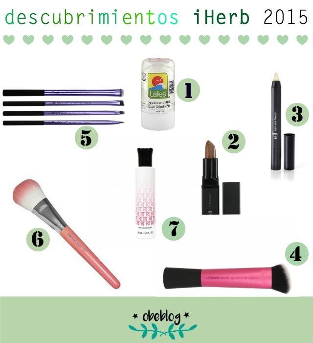 Descubrimientos_iHerb_2015_ObeBlog