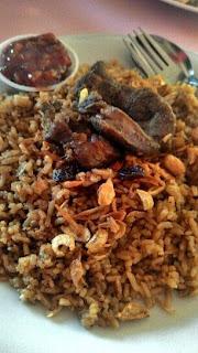 Nasi Goreng Kambing Minyak Samin