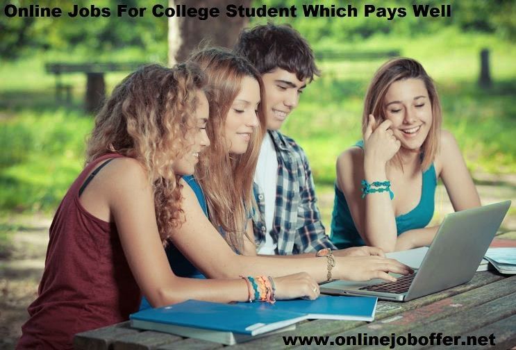 data entry jobs college students