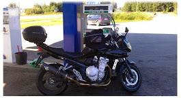 Motor cycle adultery. Laura Jaatinen