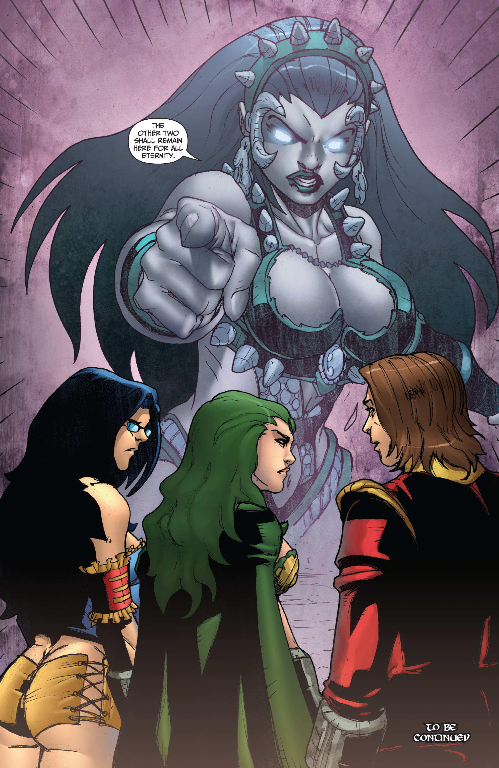 Grimm Fairy Tales (2005) Issue #69 #72 - English 23