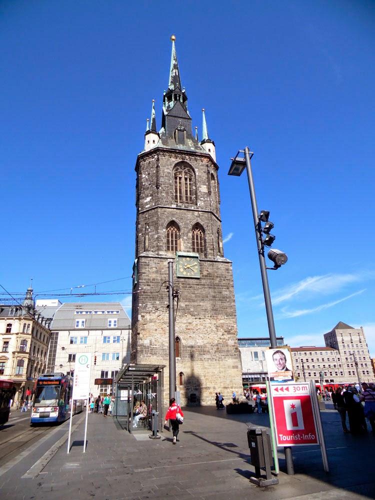 Roter Turm, Halle (Saale)