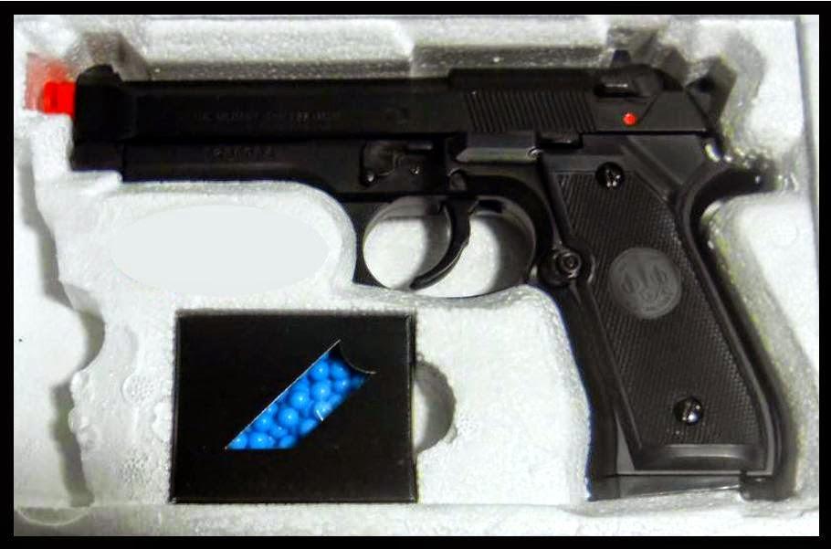 Airsoft Gun (PBI)
