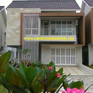 Gambar rumah ready stock Centronia Residence Sentul City