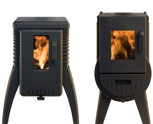 DutchWest Small Non-Catalytic Wood Stove -2477