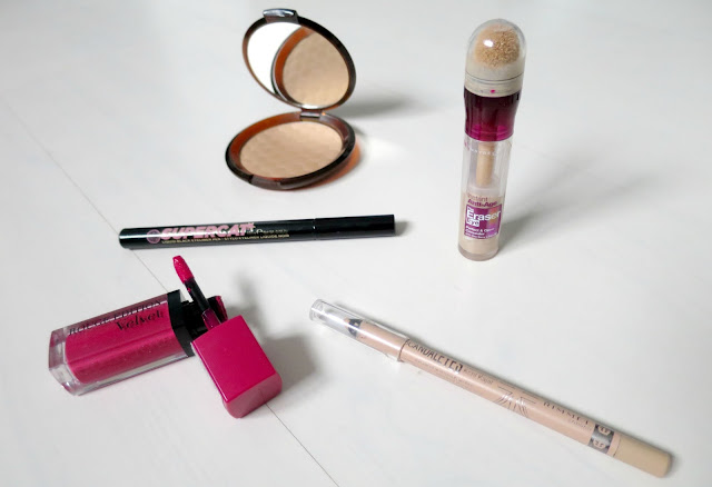 High Street Beauty Product Favourites