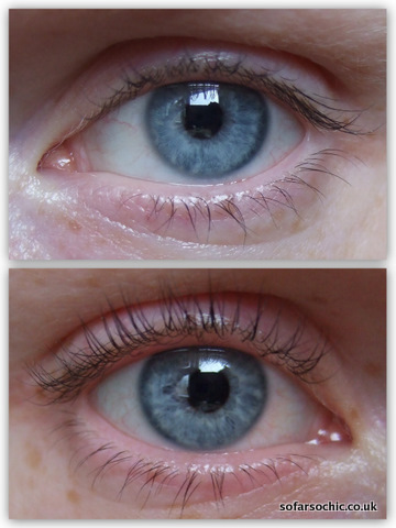 eyelash curler before and after. before and after shu uemura eyelash curlers curler
