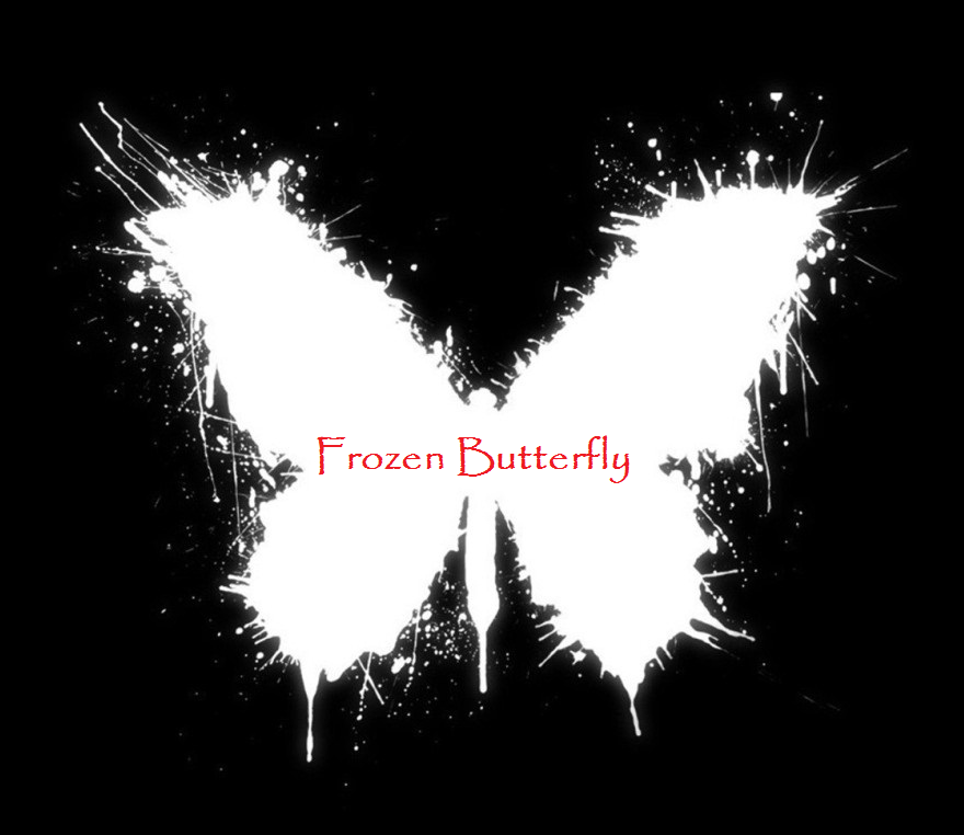 Frozen Butterfly