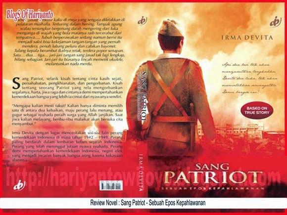 Sang Patriot - Sebuah Epos Kepahlawanan - Karya Irma Devita