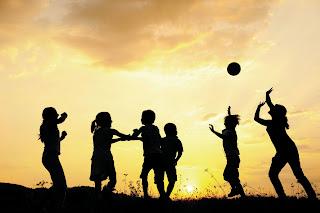 kenangan paling terbaik di zaman kanak-kanak