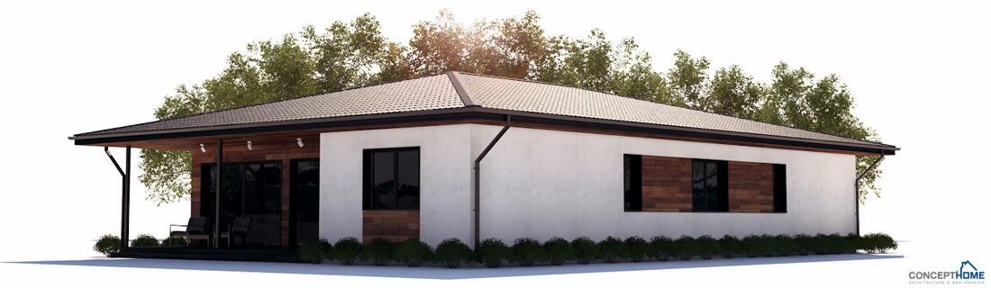 Small Australian home plan