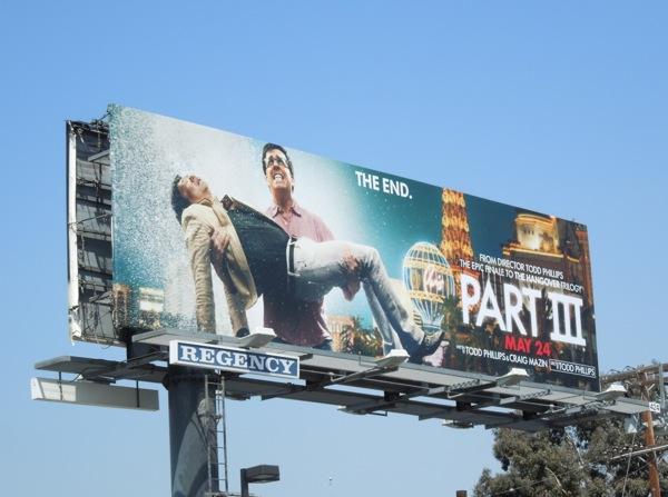Hangover Part III billboard
