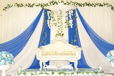 Butik D'Sya, Muslimah Bridal Collections: CONTOH-CONTOH PELAMIN ~
