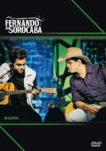 DVD Fernando e Sorocaba - Acústico