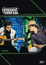 DVD Fernando e Sorocaba - Acústico