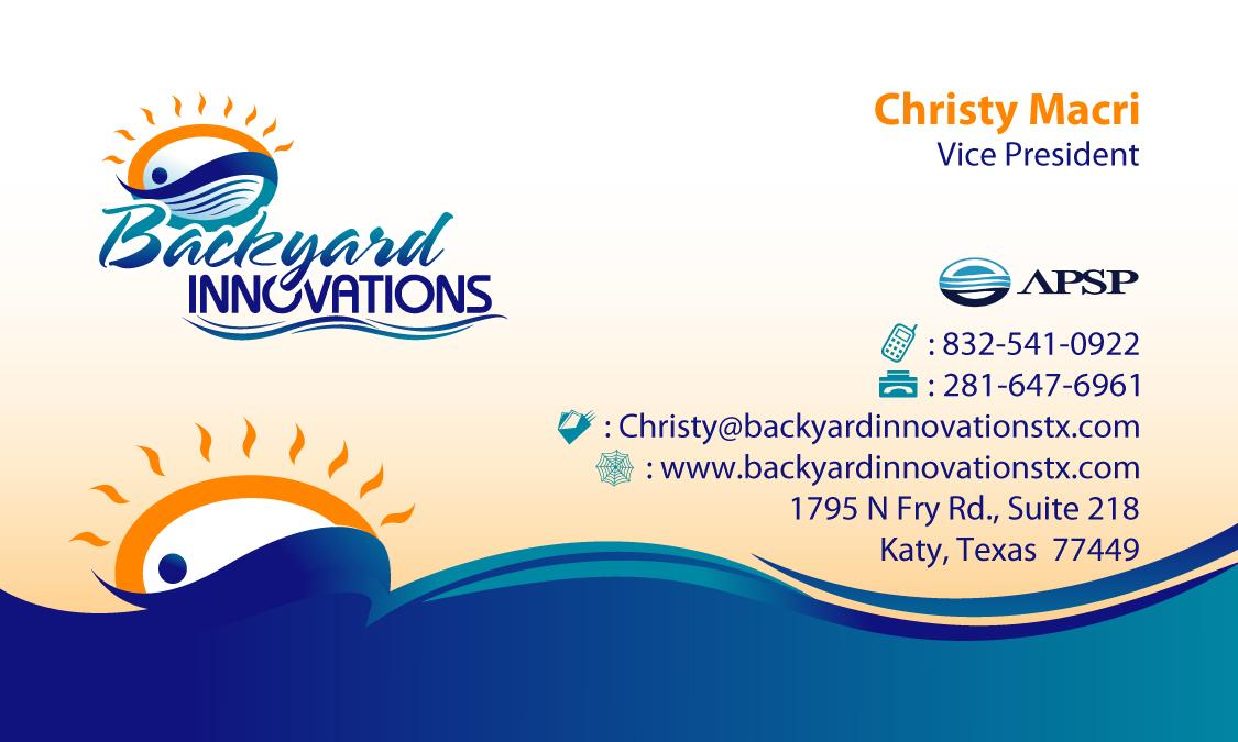 Backyard innovations backyard innovations business cards backyard innovations business cards colourmoves